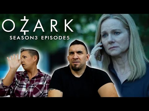 Ozark Season 3 Episode 5 'It Came from Michoacán' REACTION!!