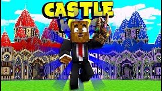 2VS2 *Thanos Gauntlet Mod* Castle Wars - Minecraft Modded Minigame