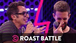 Video David Broncano VS Berto Romero | Roast Battle | Comedy Central España MP3, 3GP, MP4, WEBM, AVI, FLV September 2019