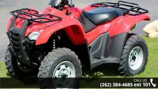 4. 2014 Honda FourTrax Rancher AT IRS  - Action Power Sports...