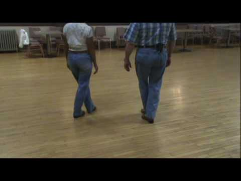 Country Line Dance- Sailor Step