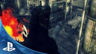 GODZILLA NA / EU Trailer [Summer 2015] (PS3,PS4)