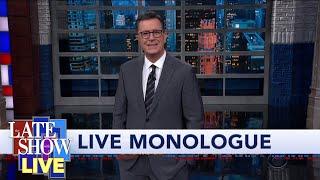 Video Sparks Fly At Third Dem Debate - Colbert's LIVE Monologue MP3, 3GP, MP4, WEBM, AVI, FLV September 2019