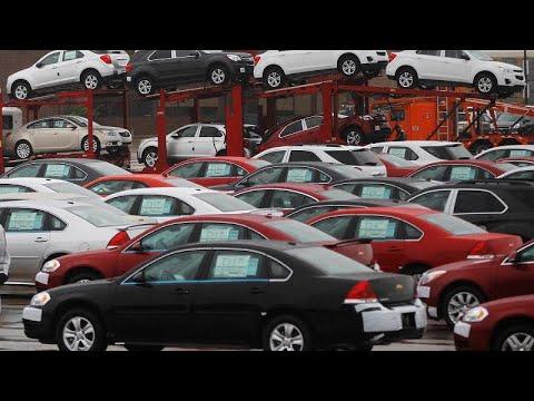 Η General Motors ανακοίνωσε κύμα απολύσεων και «πάγωμα» εργοστασίων …