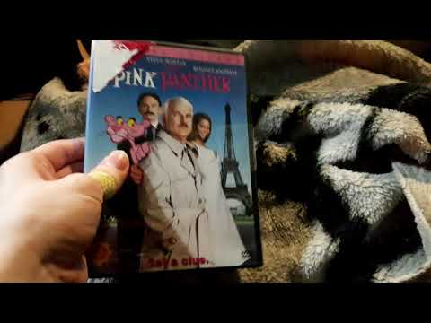 My Pink Panther DVD Collection After Coca Cola Cherry Vanilla