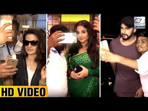 Bollywood Celebs Harassed By Fans For Selfies | Va