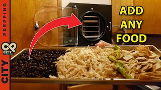 How to Freeze Dry From Start to Finish - An A to Z guide of using a Harvest Right Freeze Dryer