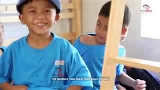 Trung Tâm Bảo Trợ Xã Hội Nhà May Mắn Đắk Nông 09/2018
