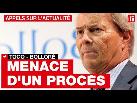 Corruption au Togo : Vincent Bolloré menacé de procès