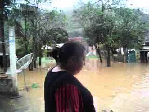 ENCHENTE EM ADRIANÓPOLIS 2011