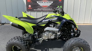 5. 2020 Yamaha Raptor 700R SE