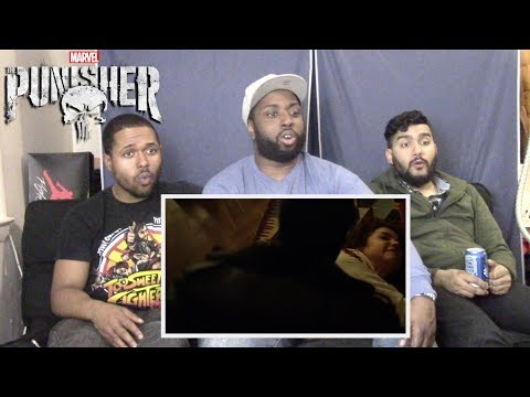"""The Punisher REACTION & REVIEW - 2x13 """"The Whirlwind"""""""