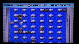 Bomberman (TurboGrafx-16/PC Engine) by starsoldier1