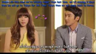 Exclusive Interview Tiffany Siwon Full cut Wow Whan Whan Thailand 2012/08/27