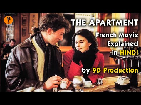 The Apartment   Monica Bellucci (Malena)   Movie Explained In Hindi   9D Production