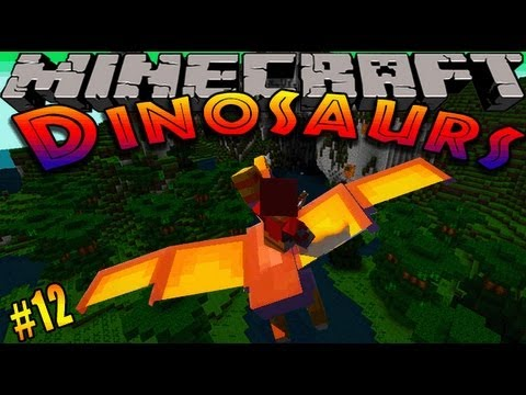 dinosaur - Minecraft Dinosaurs / Fossil and Archaeology mod is an amazing mod that brings Minecraft Dinosaurs to life! Follow along as me and tinyturtle raise these din...