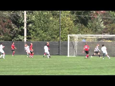 Alma College Women's Soccer - Fall 2011
