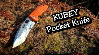 Click here for the Amazon Link: http://amzn.to/2smiwt9OR THE KUBEY WEBSITE LINK: http://kubeyknife.com/kubey-large-assisted-opening-outdoor-tactical-folding-knife-black-anti-slip-g10-handle-4-inch-long-blade-black.htmlThis is the KUBEY Large Flipper Assisted Opening Tactical Folding Knife - Excelent EDC pocket knife!! - Great value and excellent quality for the price!!! - In this video I make a performance demonstration of the knife - Whittling, Batoning, Specs and REVIEW.Great for Camping, Hiking, Backpacking, Boating, Hunting and as an EDC knife!!!!If You Would Like To Help And Support My Channel, Check Out My PATREON Account: http://patreon.com.pisuarez