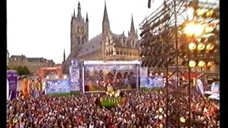 Samson & Gert - Medley Vlaanderen Muziekland 5 juli