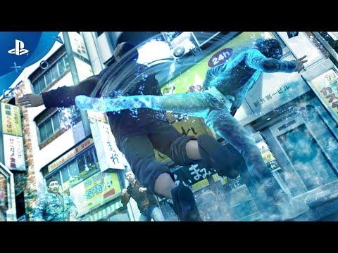 Judgment - Combat Trailer | PS4