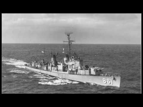 USNM Interview of Anthony Piccione Part One Joining the Navy and Sailing to Vietnam on the USS Harwo