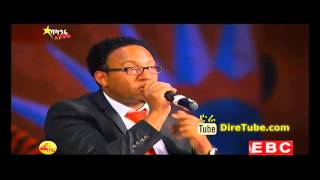 Balageru Idol - Yohannes Girma Performing Tedros Tadesse's Song - 4th Round
