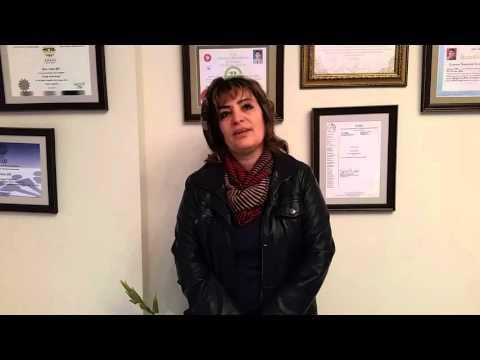 Füsun Doba Kadem  - Spinal Tümör Hastası - Prof. Dr. Orhan Şen