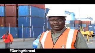 Daring Abroad:Jean Gasangwa-Daring Rwandese Investing In Kenya, Promo On KTN News Saturday At 9:00PM