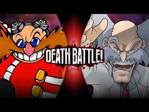 DEATH BATTLE! - Wily VS Eggman Video