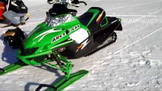 5. Arctic Cat Sno Pro Factory Mod sled
