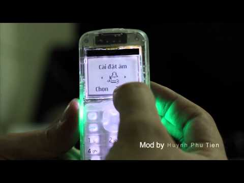 Nokia 1202 cảm ứng