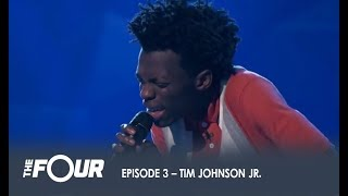 Video Tim Johnson Jr: Made It Big As A TV Actor But Now He's Ready For Battle | S1E3 | The Four MP3, 3GP, MP4, WEBM, AVI, FLV Juni 2018