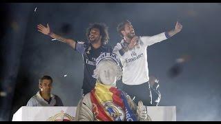 Video Real Madrid Celebración en Cibeles - 33ª Liga 2017 HD MP3, 3GP, MP4, WEBM, AVI, FLV Mei 2017