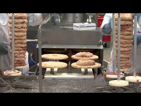 Lubicie kebaby? Zobaczcie, w jaki sposób produkuje się mięso do nich. Już mi przeszła ochota.