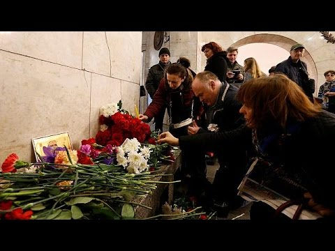 Ρωσία: Βαρύ πένθος στην Αγία Πετρούπολη