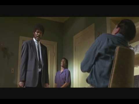 Pulp Fiction - Ezechiel 25.17