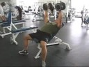 weight training - http://www.LeeHayward.com It's Lee Hayward here with a complete chest and shoulder weight training workout routine. Hardly a day goes by that I don't get at ...