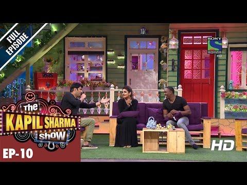 The-Kapil-Sharma-Show–Episode-10–दी-कपिल-शर्मा-शो–Ravishing-Raveena-DJ-Bravo--22nd-May-2016