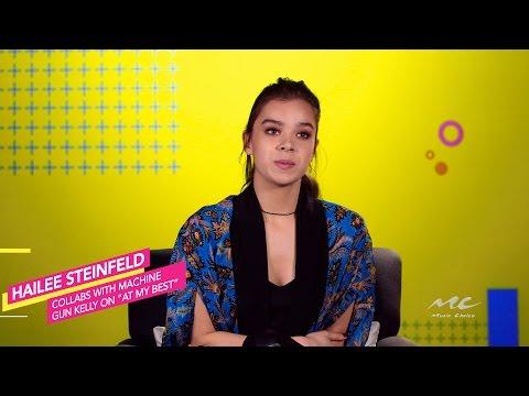 Hailee Steinfeld Talks