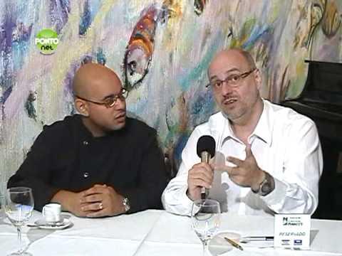 Entrevista com Maurício Fernan, Chef do Restaurante Marco's. - Bloco 1