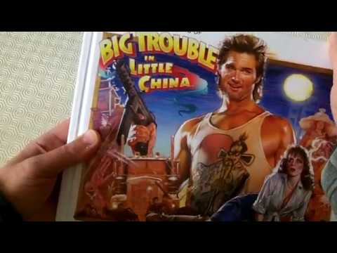 BOOK: The Official Making of Big Trouble in Little China - 30th Anniversary