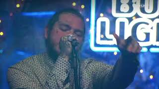 Video Post Malone - I Fall Apart (LIVE at #DiveBarTour Bud Light) MP3, 3GP, MP4, WEBM, AVI, FLV Mei 2018