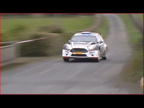 ERC Circuit Of Ireland 2015 Day 2 (On the Limit Highlights)
