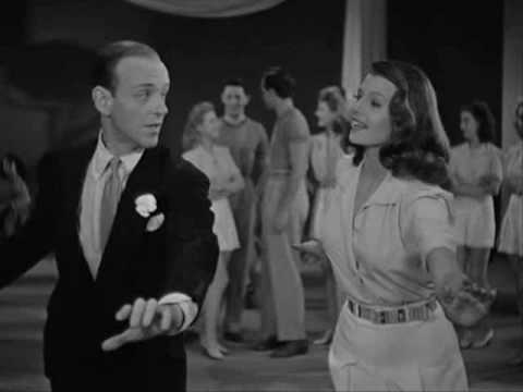 Fred Astaire & Rita Hayworth (You'll Never Get Rich - Rehearsal Duet)