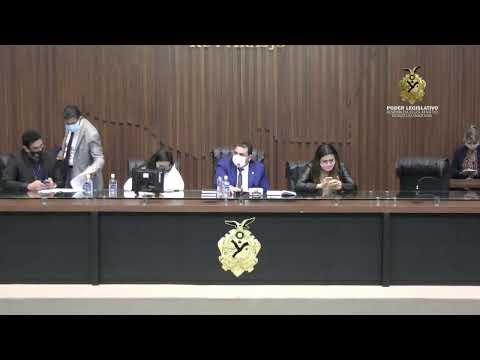 Assembleia do Amazonas - Sessão Ordinária- 03/02/2021