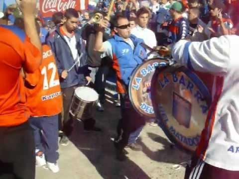Tigre vs Independiente - La Barra Del Matador - Tigre