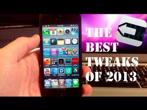 Top 20 Best Cydia Tweaks and Apps – 2013