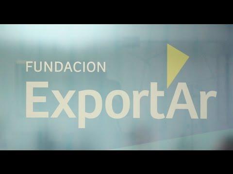 Fundación Exportar: Insttucional