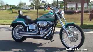 1. Used 2005 Harley Davidson Softail Deuce Motorcycles for sale