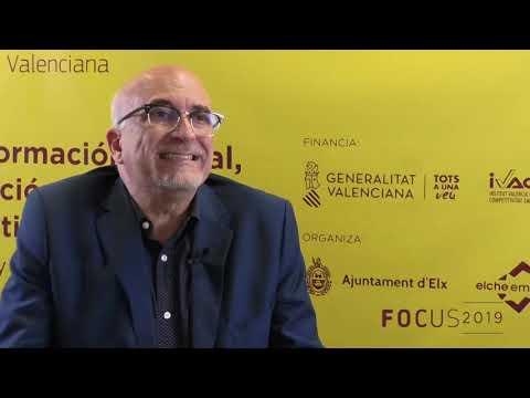 Pedro Pernías en Focus Pyme CV 2019